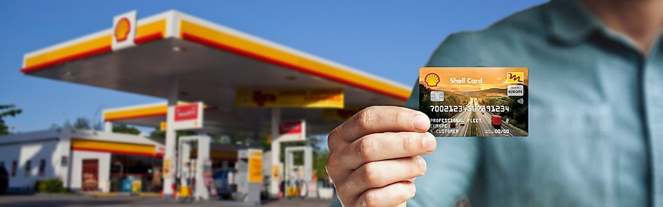 Shell Card Station