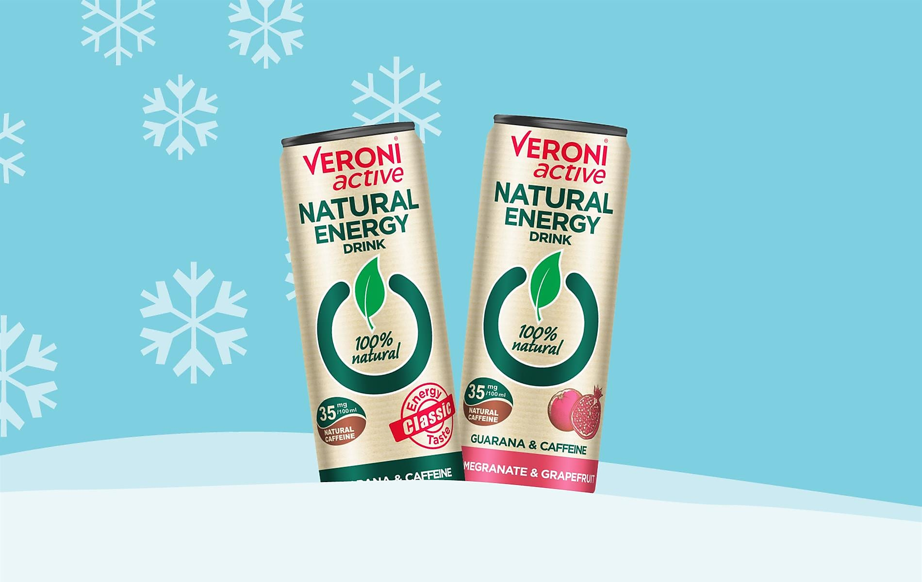 VERONI ACTIVE 250ml x 2 za 5,99zł
