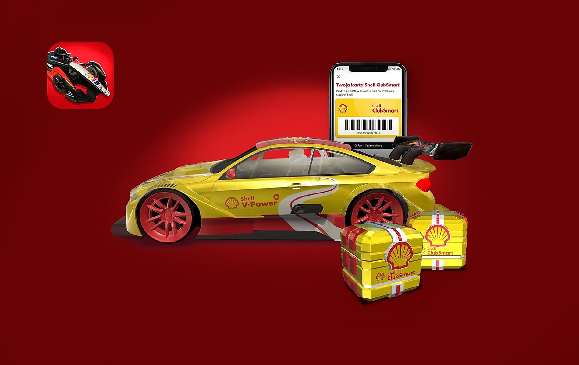 Shell Racing – wyścigi, emocje i nagrody!