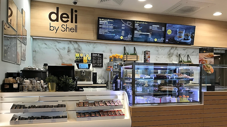Deli By Shell