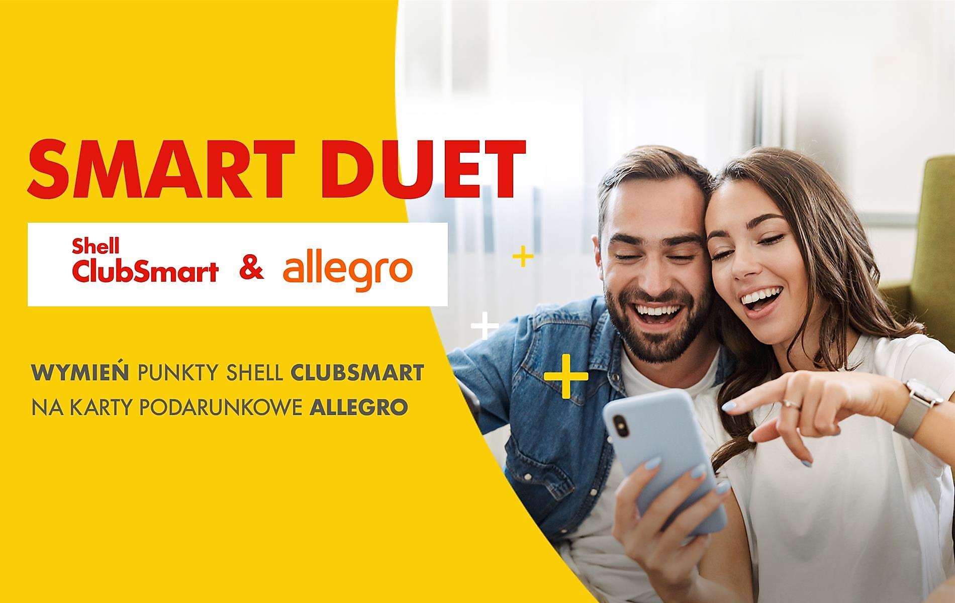 Wymień punkty na vouchery Allegro