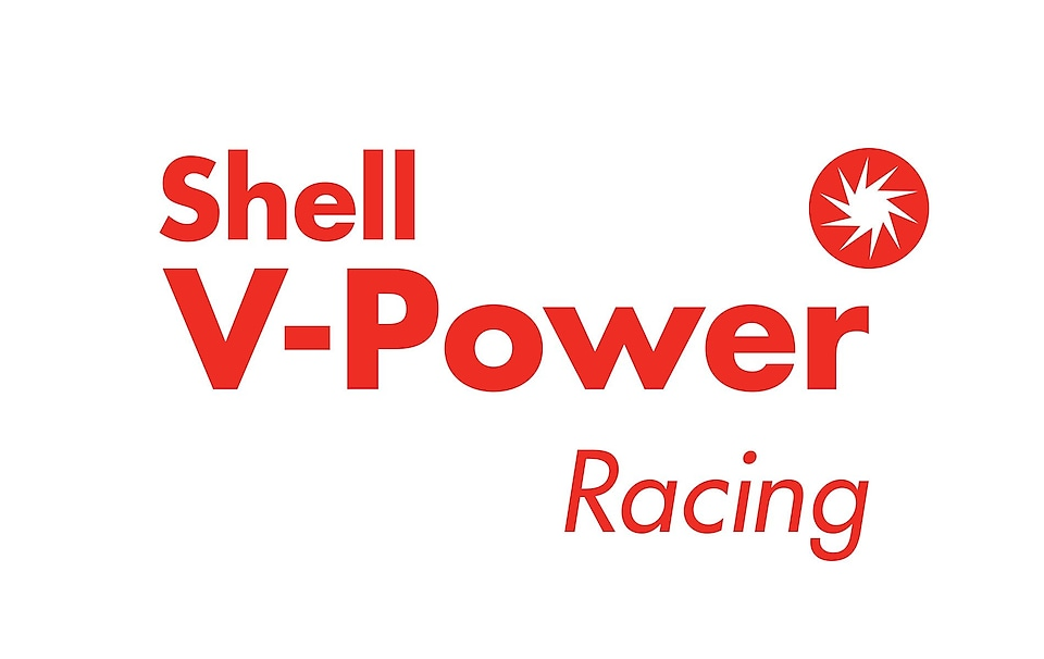 Logo shell v-power racing